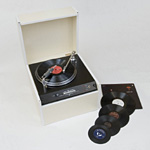 [CJS Record Cleaning Service - Keith Monks Record Cleaning Machine]